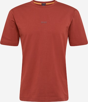 BOSS Casual Shirt in Red