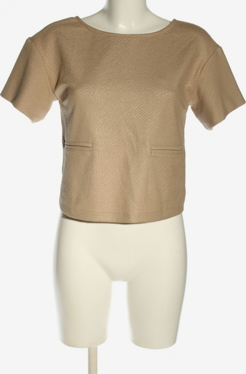 Kaos Cropped Top in M in nude, Produktansicht