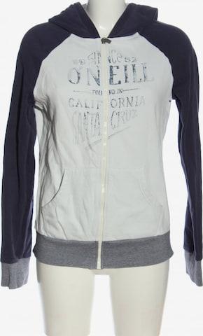 O'NEILL Sweatshirt & Zip-Up Hoodie in S in White