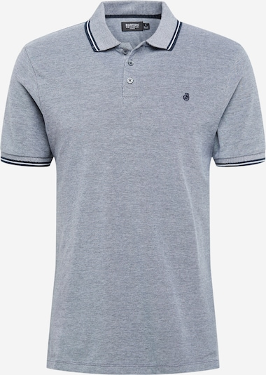 BURTON MENSWEAR LONDON Poloshirt in navy / opal, Produktansicht