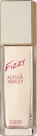 Alyssa Ashley Eau de Cologne 'Alyssa Ashley Fizzy' in gold, Produktansicht