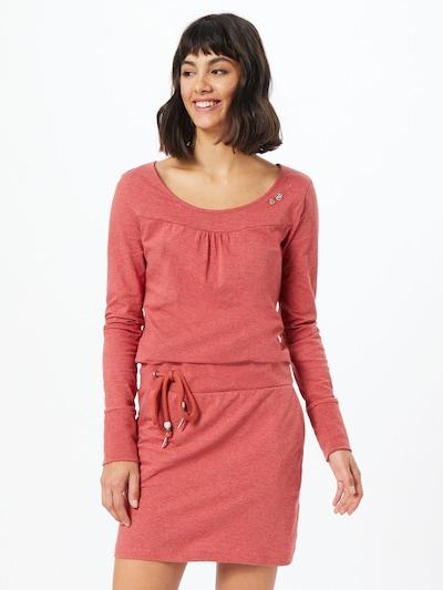 Ragwear Kleid 'Penelope' in rot, Modelansicht