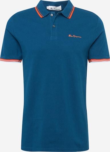 Ben Sherman Shirt in himmelblau / orange, Produktansicht
