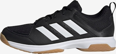 ADIDAS PERFORMANCE Sportschuh 'Ligra 7' in schwarz / weiß, Produktansicht