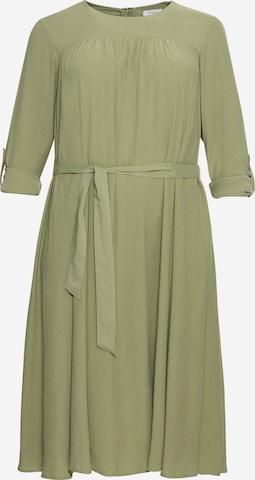 SHEEGO Kleit, värv roheline