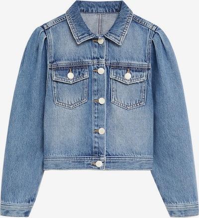 MANGO KIDS Prechodná bunda 'Ball' - modrá denim, Produkt
