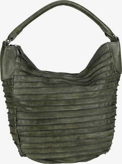 FREDsBRUDER Handtasche 'Riffeltier' in grün, Produktansicht