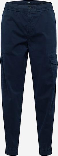 Pantaloni cu buzunare 'Seiland' BOSS Casual pe albastru închis, Vizualizare produs