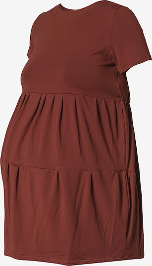 Tricou 'Elodie' Bebefield pe portocaliu homar, Vizualizare produs