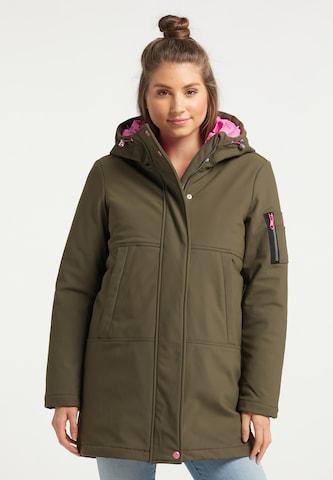 Manteau d'hiver MYMO en vert