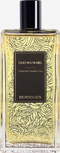Berdoues Eau de Parfum 'Wa Ward' in transparent, Produktansicht