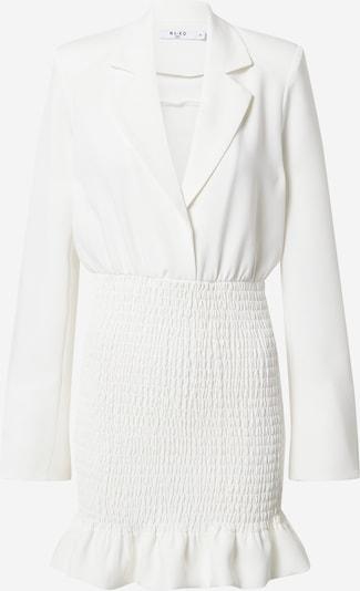 NA-KD Robe-chemise en blanc cassé, Vue avec produit