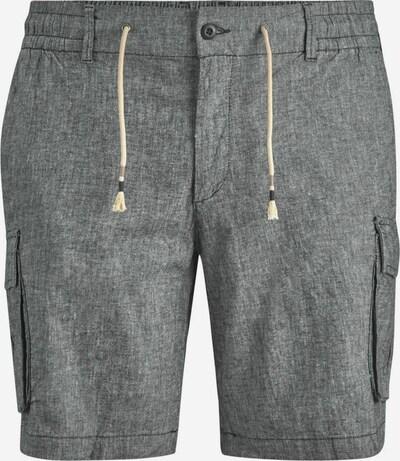 JACK & JONES Pantalon cargo en gris, Vue avec produit