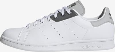 ADIDAS ORIGINALS Sneakers laag 'Stan Smith' in de kleur Grijs / Donkergrijs / Wit, Productweergave