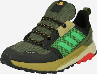 ADIDAS PERFORMANCE Buty sportowe w kolorze beżowy / zielony / oliwkowy / neonowa zieleń / czarnym, Podgląd produktu