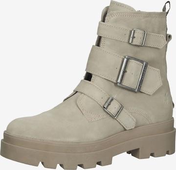 FLY LONDON Boots in Beige
