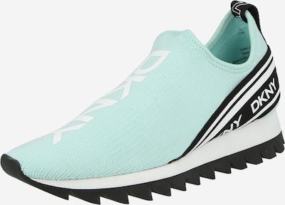DKNY Slip On 'ABBI' i lyseblå / sort / hvid, Produktvisning