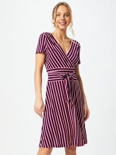Lauren Ralph Lauren Kleid 'ALAKE' in navy / pink / weiß, Modelansicht