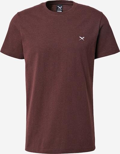 Iriedaily T-Shirts in pueblo / weiß, Produktansicht