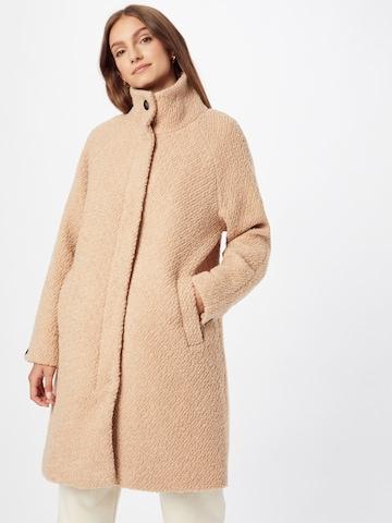 Manteau mi-saison NÜMPH en marron