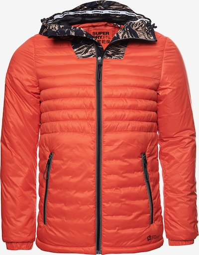 Superdry Jacke 'Desert Alchemy' in beige / marine / orange, Produktansicht