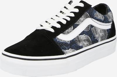 Sneaker low 'Old Skool' VANS pe albastru / negru / alb, Vizualizare produs