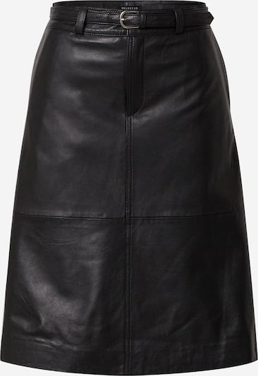 Fustă 'Kim' Selected Femme (Petite) pe negru, Vizualizare produs