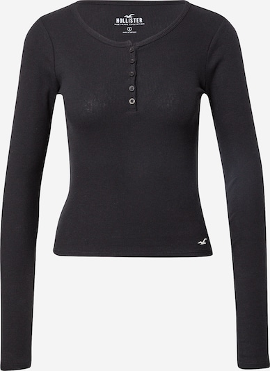 HOLLISTER Pulover | črna barva, Prikaz izdelka