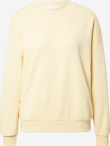 2NDDAY Sweatshirt in Gelb