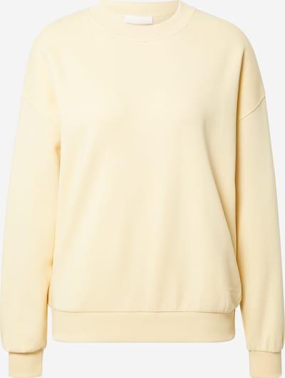 2NDDAY Sweatshirt i ljusgul, Produktvy