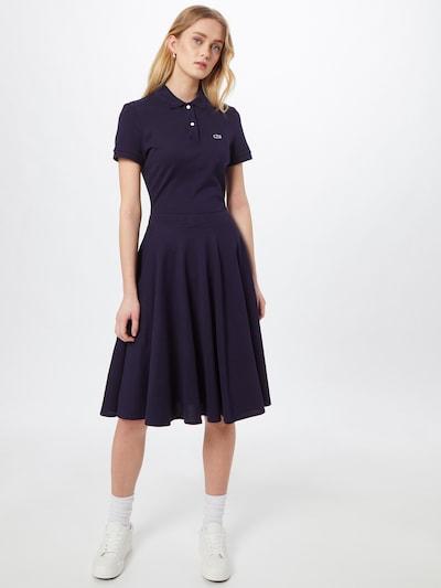 LACOSTE Kleid in navy, Modelansicht