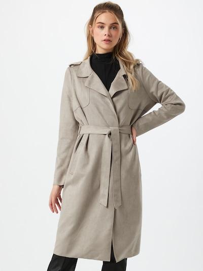 Cappotto di mezza stagione VERO MODA di colore talpa, Visualizzazione modelli