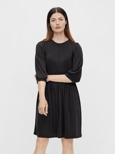 OBJECT Kleid 'Annie' in schwarz, Modelansicht