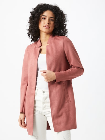 ONLY Longblazer 'SOHO' in rosa, Modelansicht