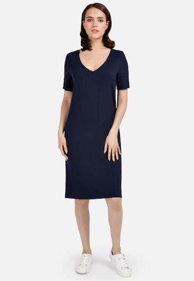 HELMIDGE Sheath Dress in Blue, View model