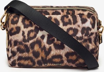 Estella Bartlett Tasche in beige / braun / schwarz, Produktansicht