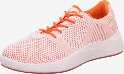 Legero Sneaker 'Balloon' in orange / weiß, Produktansicht