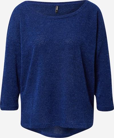 ONLY Pullover 'onlALBA 3/4 TOP JRS' in blau, Produktansicht