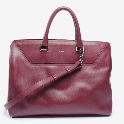 FURLA Handtasche in L in bordeaux, Produktansicht