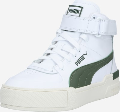 PUMA Sneaker 'Cali' in grün / weiß, Produktansicht