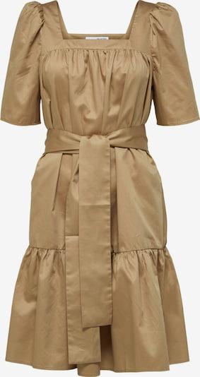 SELECTED FEMME Dress 'Wanda' in Light brown, Item view