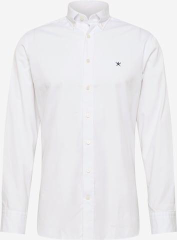 Hackett LondonKošulja 'CONTINUITY' - bijela boja