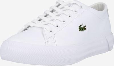 Sneaker low 'GRIPSHOT' LACOSTE pe alb, Vizualizare produs