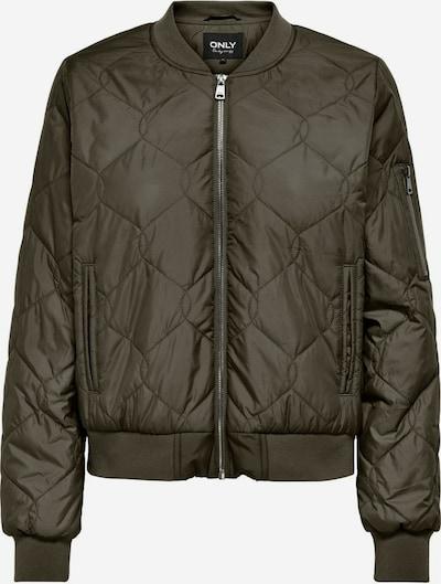 ONLY Jacke in dunkelgrün, Produktansicht