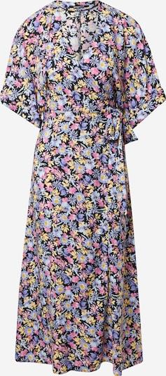 Gina Tricot Robe 'Dolly' en bleu / jaune / rose / noir, Vue avec produit