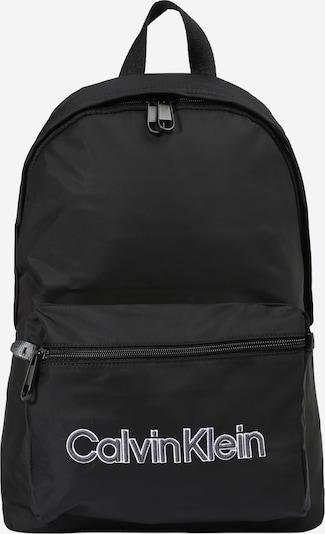 Rucsac Calvin Klein pe negru / alb, Vizualizare produs