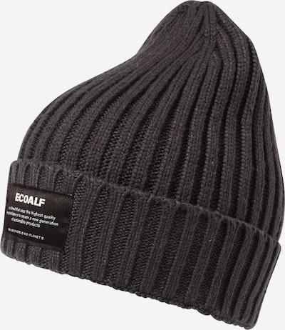 ECOALF Bonnet en noir, Vue avec produit