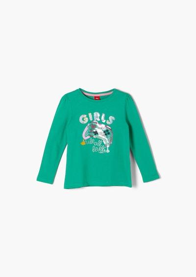 s.Oliver Shirt in pastellgrün, Produktansicht