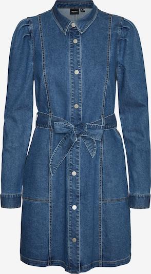 VERO MODA Blousejurk 'Maggie' in de kleur Blauw denim, Productweergave