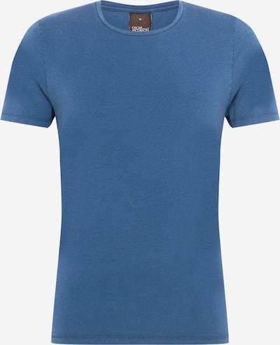 Tricou 'KYRAN' Oscar Jacobson pe bleumarin, Vizualizare produs